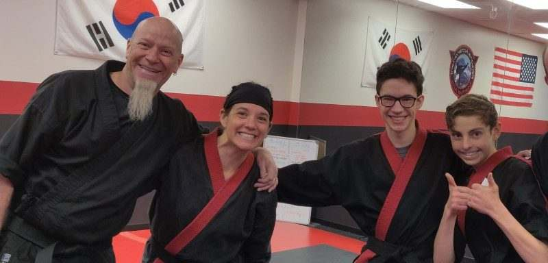 Adult Martial Arts and Fitness Kickboxing in Wheat Ridge