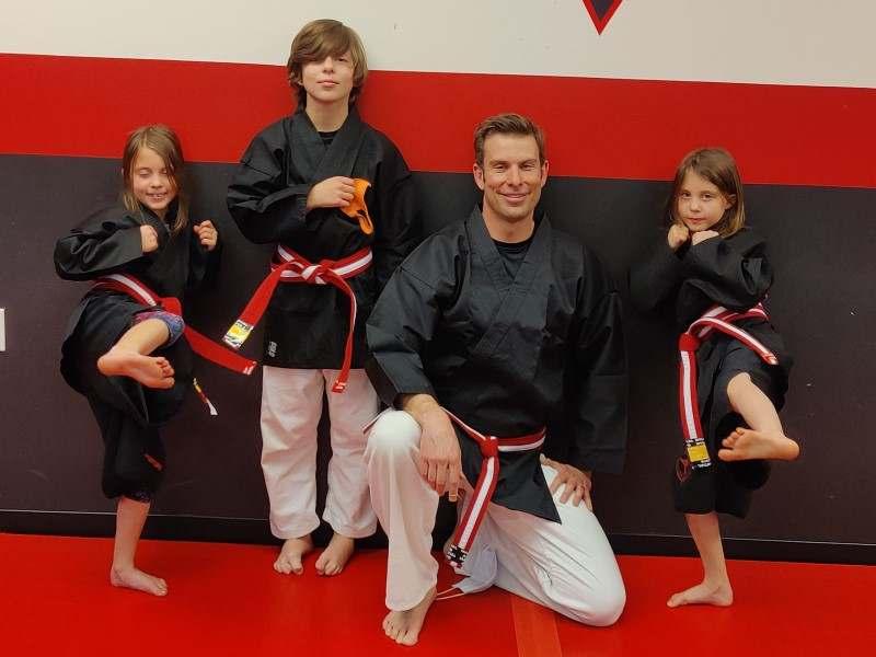 Kids Martial Arts in Wheat Ridge